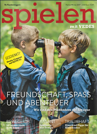 Vedes Magazin Herbst Winter 2017