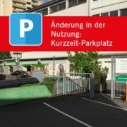 Parkplatz 2017
