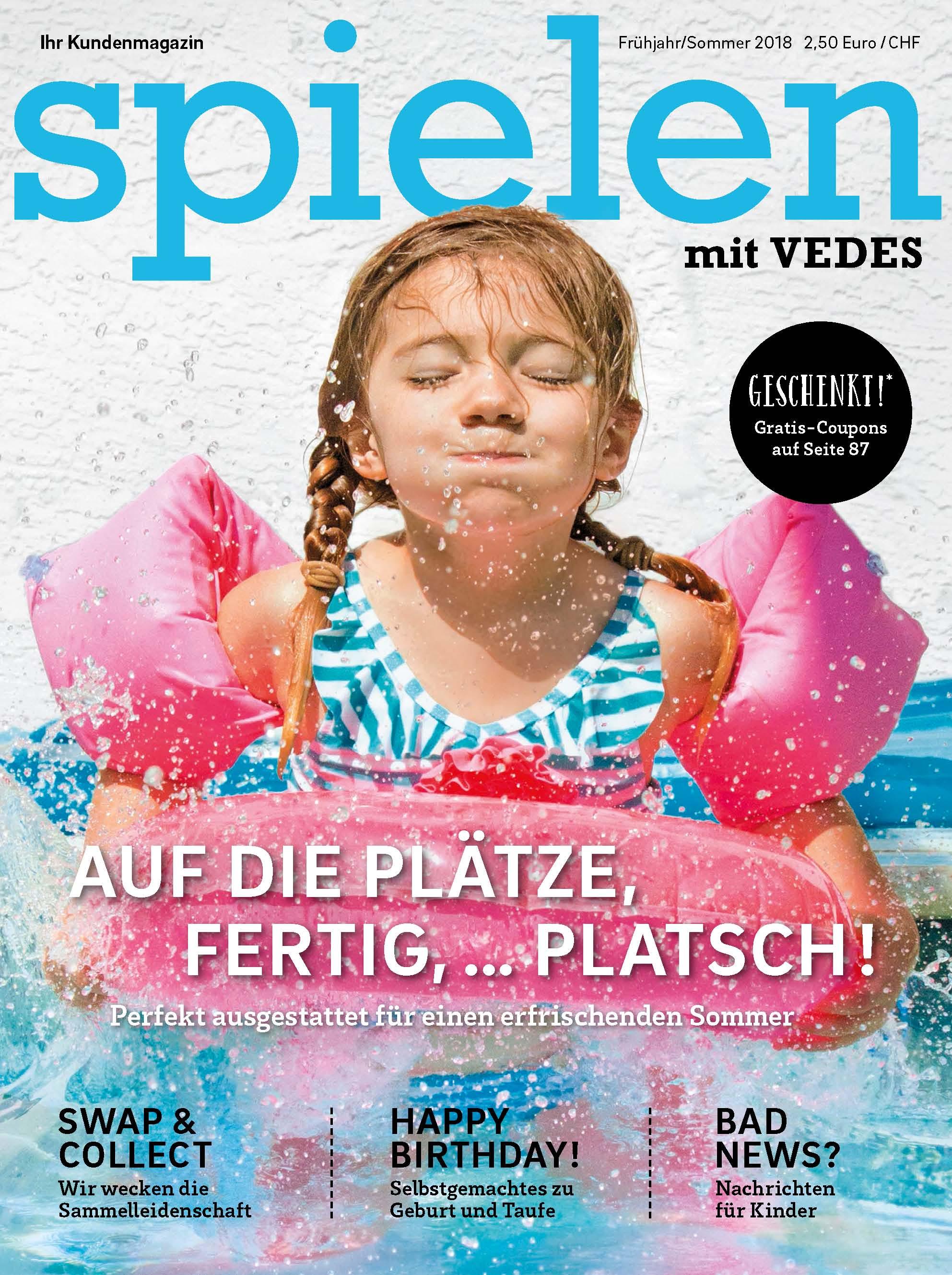 Vedes Magazin Frühjahr Sommer