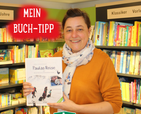 Buch-Tipp von Sandra Helfenritter