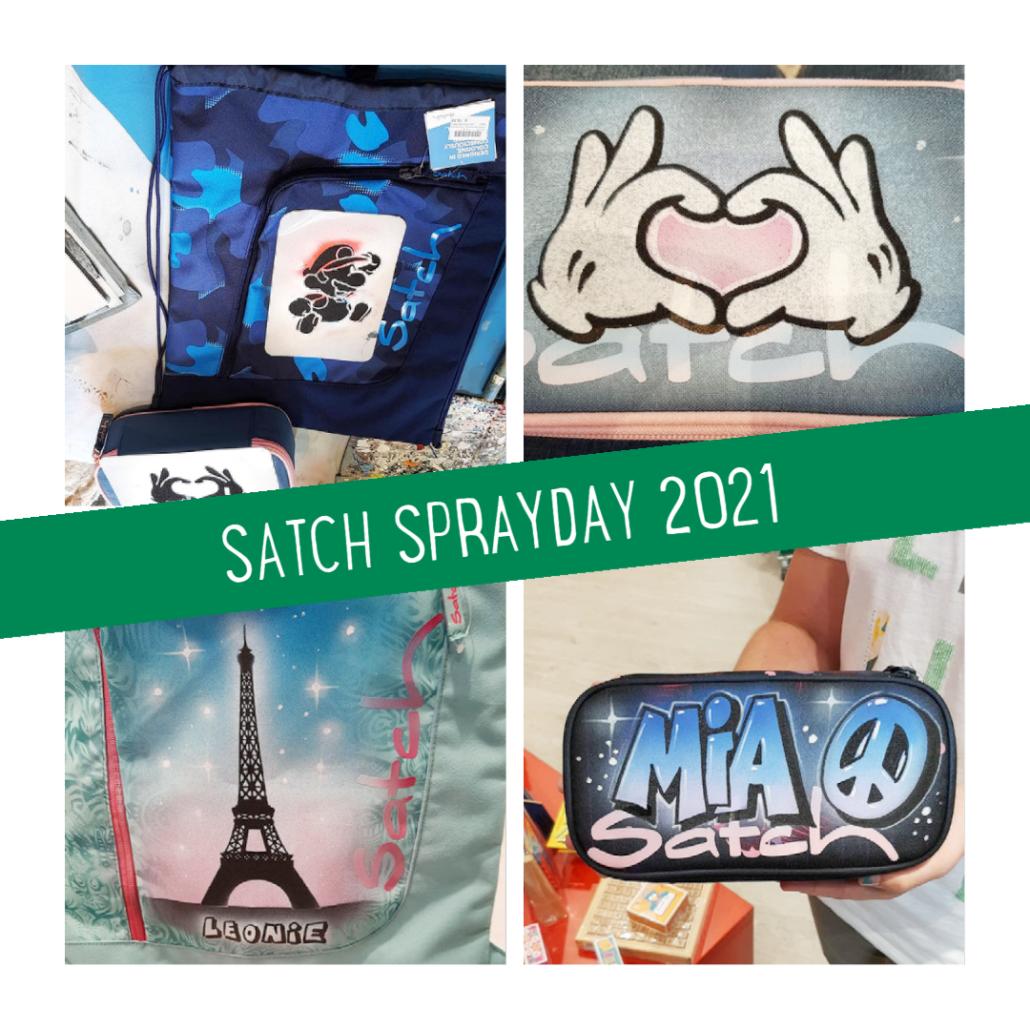 Satch Spray Day 2021